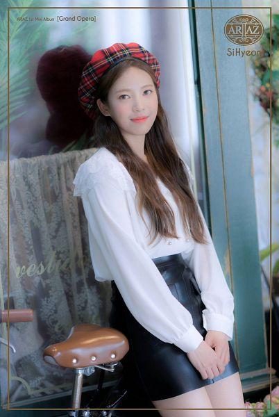 Kang Sihyeon - Ariaz