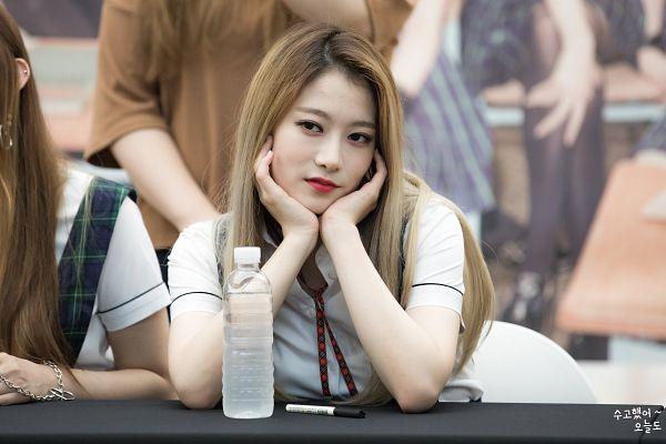 Tags: K-Pop, Hinapia, Kang Yaebin