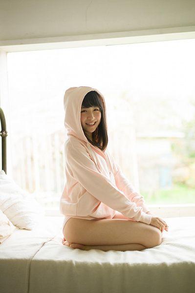 Tags: J-Pop, AKB48, Kawamoto Saya, On Bed
