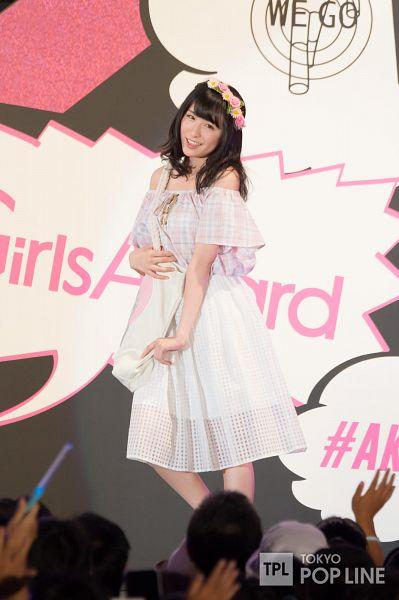 Tags: J-Pop, AKB48, Kawamoto Saya, Flower Crown, Crown, Flower, Android/iPhone Wallpaper