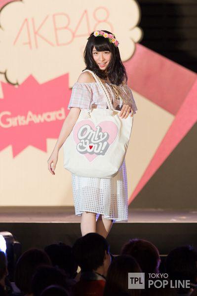 Tags: J-Pop, AKB48, Kawamoto Saya, Crown, Flower, Flower Crown, Android/iPhone Wallpaper