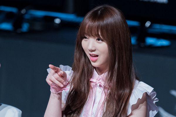 Tags: K-Pop, Lovelyz, Kei, Pointing