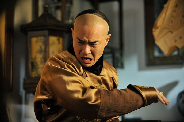 Tags: C-Drama, Kevin Cheng, Partially Bald, Chinese Clothes, Traditional Clothes, Scarlet Heart