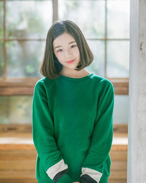 Kim Chaeyeon - Busters