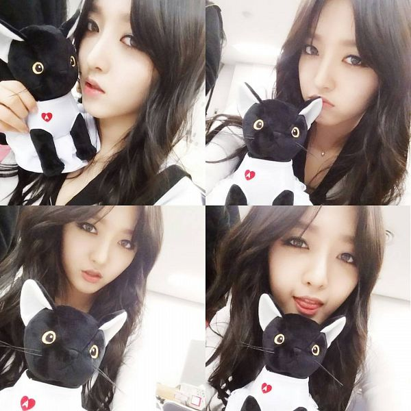 Tags: K-Pop, AOA (Ace Of Angels), Kim Chanmi