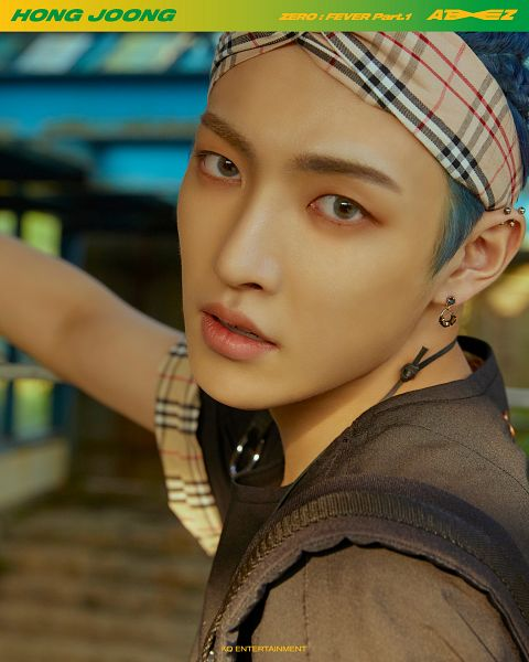 Tags: K-Pop, Ateez, Fever, Thanxx, Kim Hongjoong