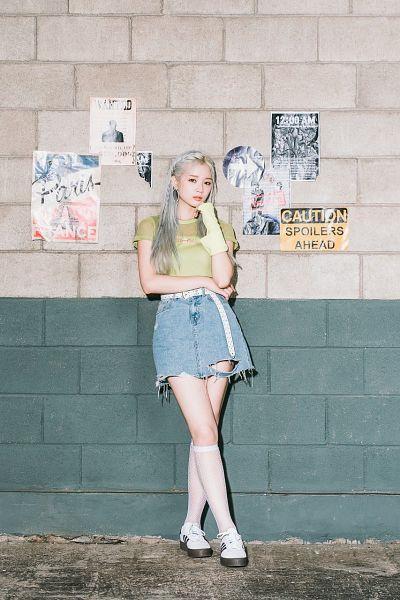 Tags: K-Pop, Kim Hyerim, Limesoda