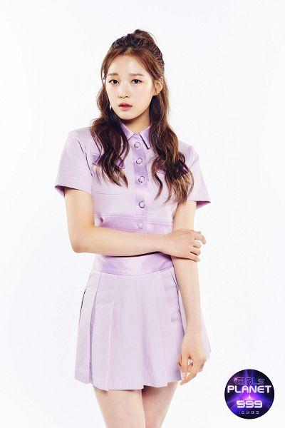 Tags: K-Pop, Kim Hyerim, Girls Planet 999
