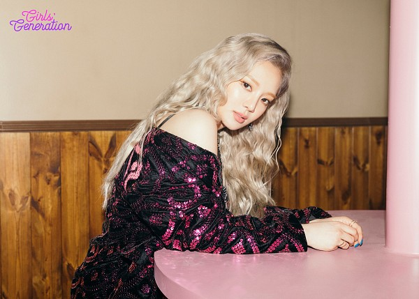 Tags: K-Pop, Girls' Generation, Kim Hyo-yeon, Holiday Night (album)