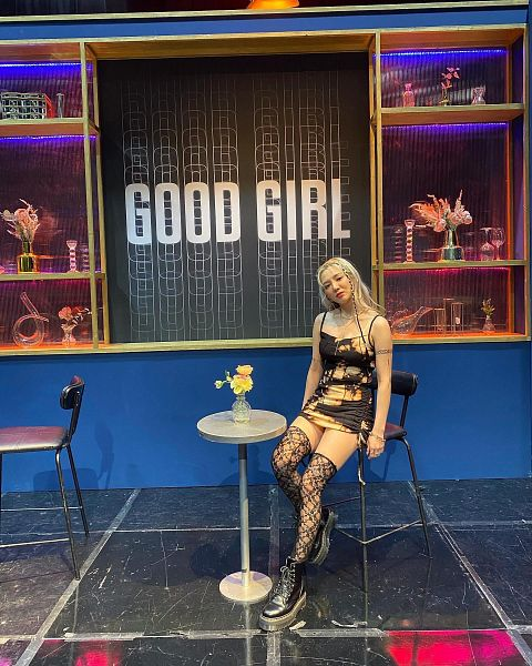 Tags: K-Pop, Girls' Generation, Kim Hyo-yeon, Good Girl, Mnet