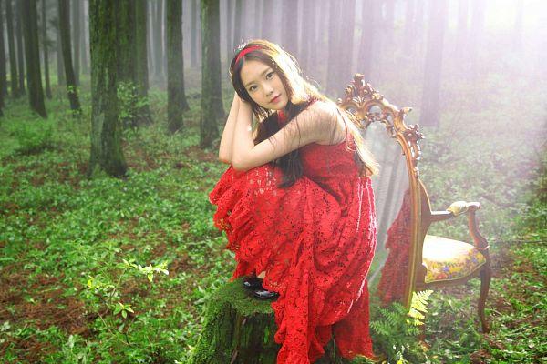 Tags: K-Pop, Oh My Girl, Kim Jiho, Wallpaper