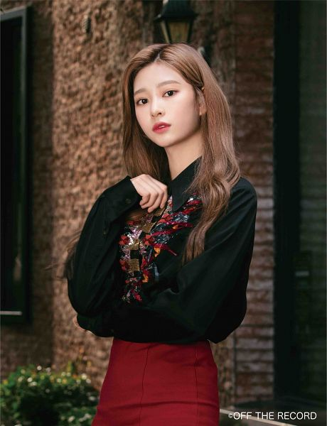 Tags: K-Pop, IZ*ONE, Kim Minju, Red Skirt, Skirt, Serious, Red Lips