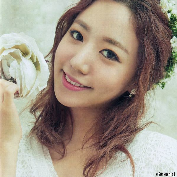 Tags: K-Pop, Apink, No No No, Kim Nam-joo, Flower Crown, Close Up
