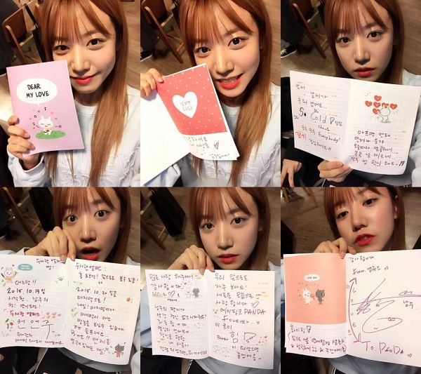 Tags: K-Pop, Apink, Kim Nam-joo, Card