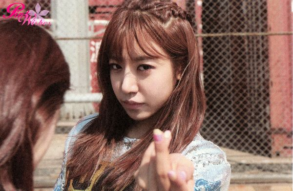 Tags: K-Pop, Apink, Kim Nam-joo, Fence, Wallpaper, Pink Memory