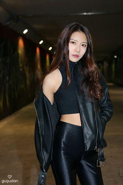 Tags: K-Pop, Gugudan, Kim Nayoung