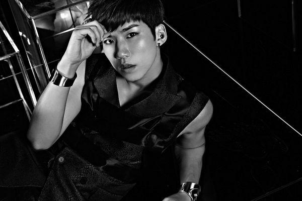 Tags: K-Pop, 100%, Kim Rock-hyun