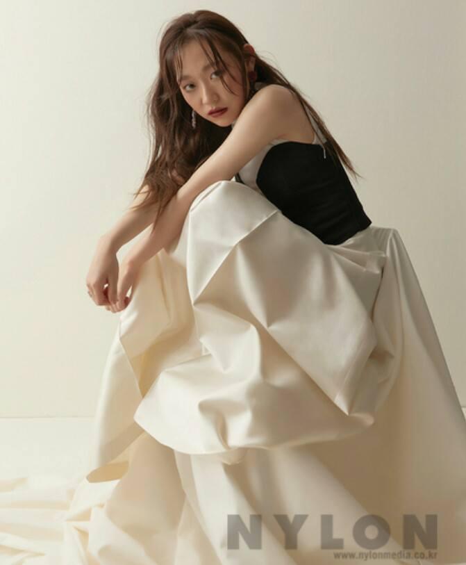 Tags: K-Drama, Kim Seul-gi, Nylon, Magazine Scan