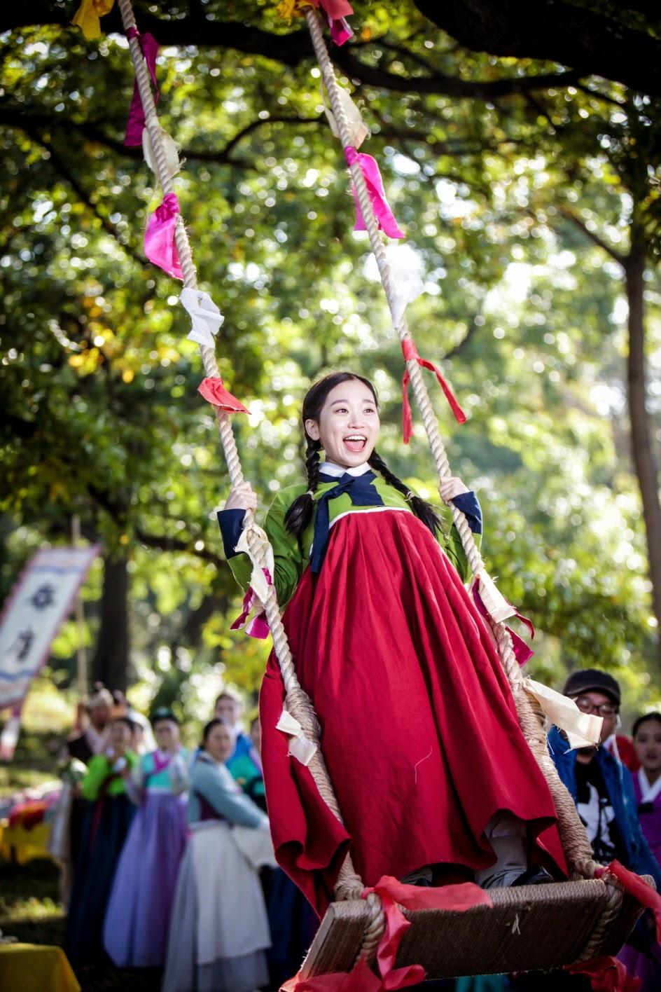 Traditional Swing For Living Room: Kim Seul-gi/#80977