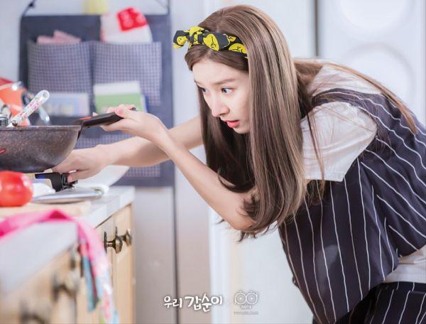Tags: K-Drama, Kim So-eun, Kitchen, Cooking, Our Gap-soon