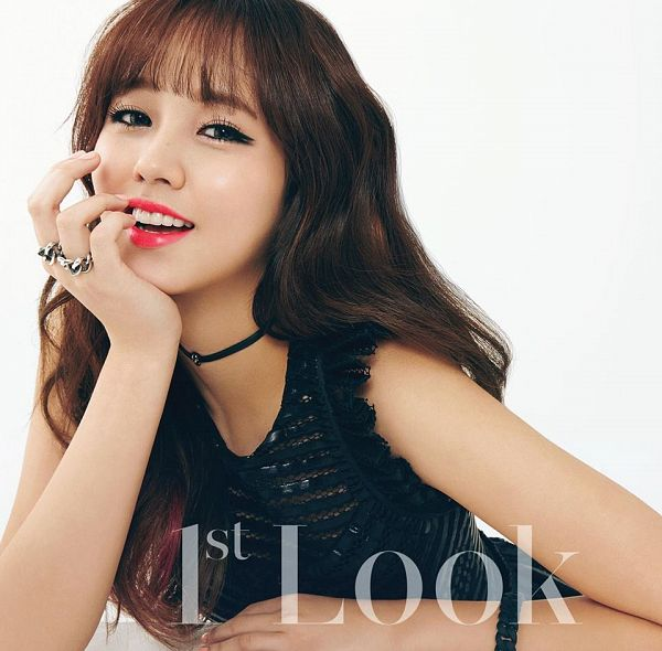 Tags: K-Drama, Kim So-hyun, Magazine Scan, 1st Look