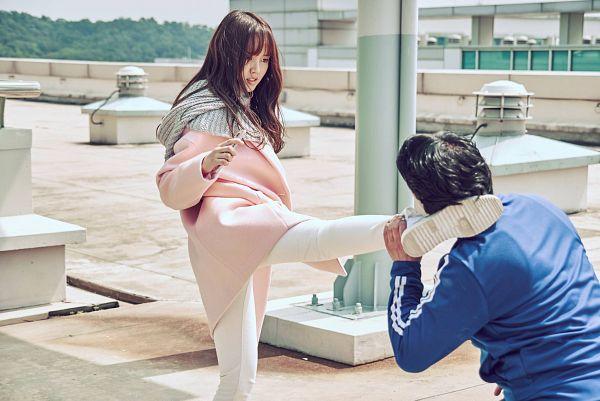 Tags: K-Drama, Kim So-hyun, Wallpaper