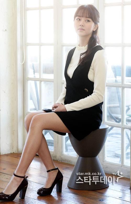 Tags: K-Drama, Kim So-hyun, Window, High Heels
