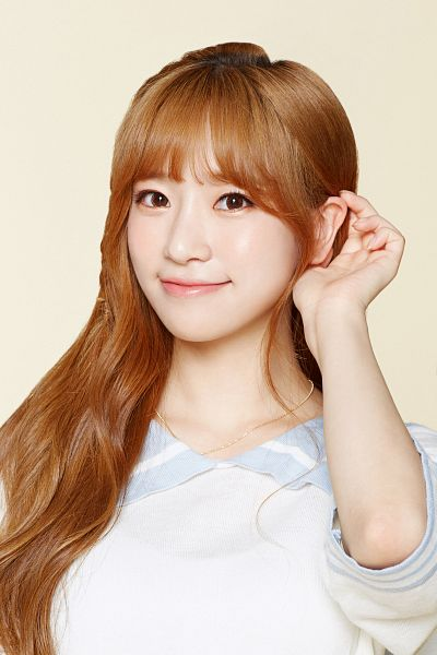 Tags: K-Pop, K-Drama, Real Girls Project, Kim Sori, Light Background, Red Hair, The Idolmaster KR