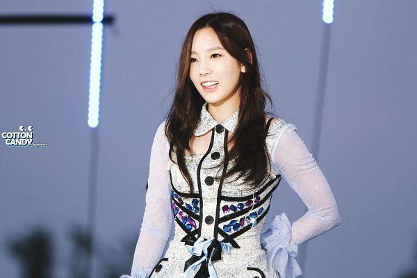 Tags: Girls' Generation, Kim Tae-yeon, Wallpaper, Cotton Candy (Taeyeon Fansite)