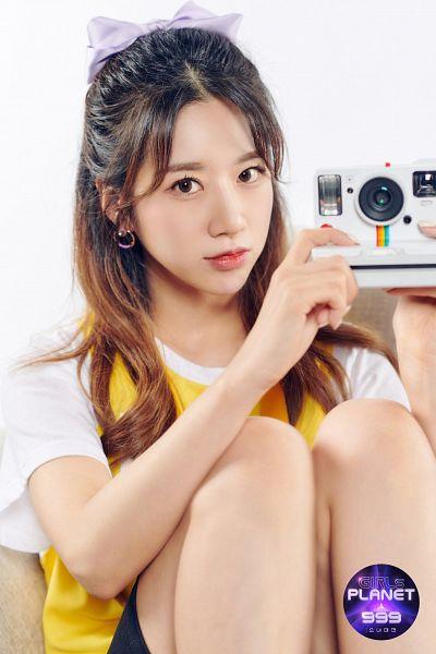 Kim Yubin (trainee) - Girls Planet 999