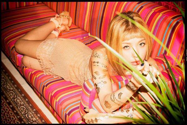 Tags: K-Pop, Wonder Girls, Kim Yubin