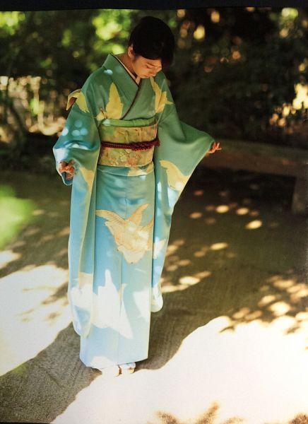 Kimono - Traditional Clothes