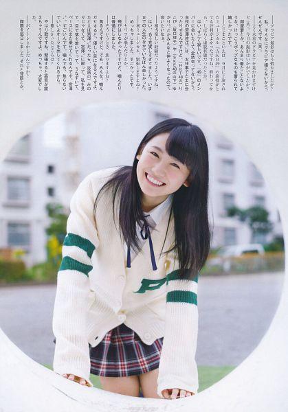 Tags: J-Pop, AKB48, Kojima Mako, Android/iPhone Wallpaper, Magazine Scan