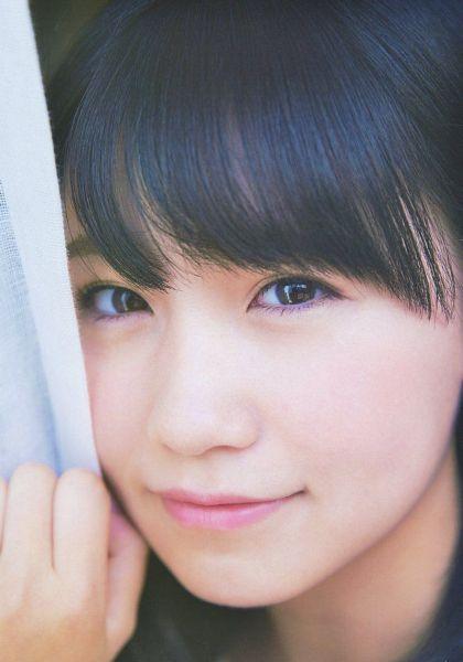 Tags: J-Pop, AKB48, Kojima Mako, Close Up, Magazine Scan