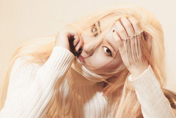 Tags: f(x), Krystal Jung, Wallpaper