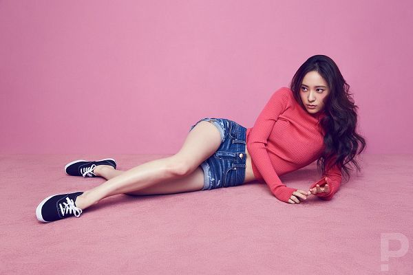 Tags: K-Pop, f(x), Krystal Jung