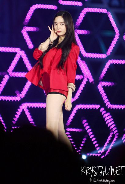Tags: K-Pop, f(x), Krystal Jung