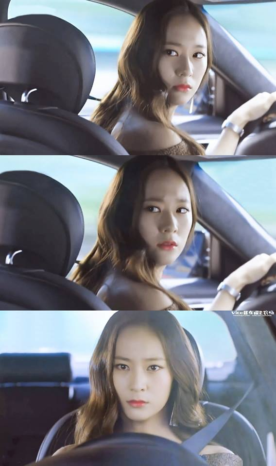 Tags: K-Pop, K-Drama, f(x), Krystal Jung, Collage, Bride Of The Water God