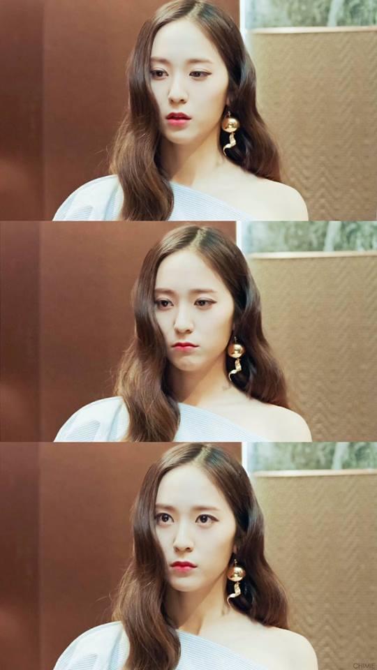 Tags: K-Pop, K-Drama, f(x), Krystal Jung, Collage, Bride Of The Water God