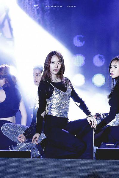 Krystal Rush - Krystal Jung