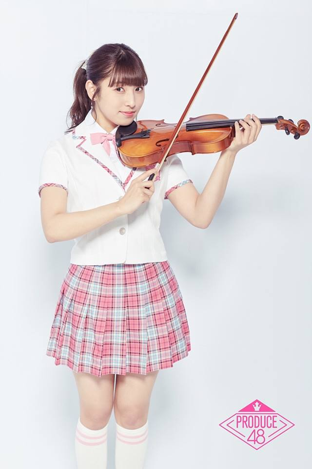 Tags: Television Show, J-Pop, HKT48, Kurihara Sae, Produce 48, Mnet