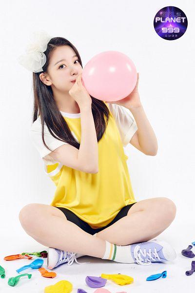 Tags: Television Show, J-Pop, Kuwahara Ayana, Girls Planet 999, Mnet