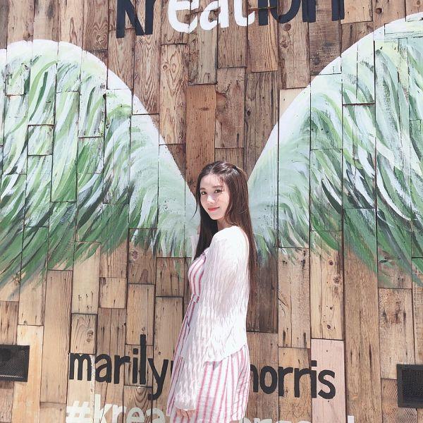 Tags: K-Pop, IZ*ONE, Kwon Eunbi