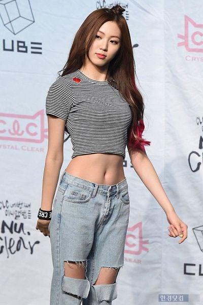 Kwon Eunbin - CLC (CrystaL Clear)