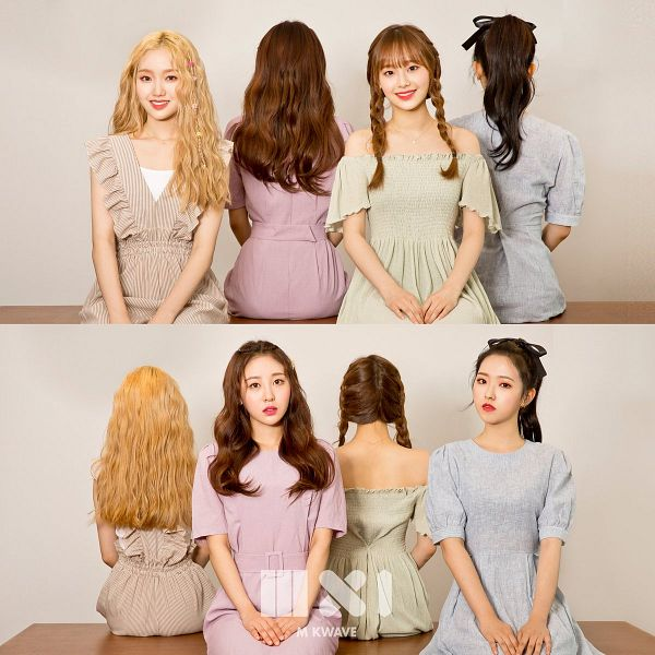 Tags: K-Pop, LOOΠΔ, Go Won, Chuu, Yves, Olivia Hye, Grin