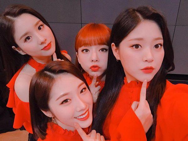 Tags: K-Pop, LOOΠΔ, Vivi (LOOΠΔ), Jo Haseul, Kim Hyunjin, Jeon Heejin