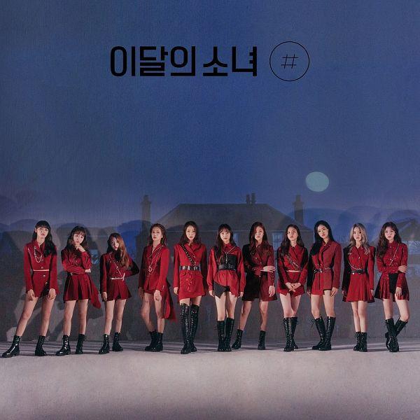 Tags: K-Pop, LOOΠΔ, Yves, Im Yeojin, Choerry, Kim Hyunjin, Olivia Hye, Jung Jinsoul, Go Won, Kim Lip, Jeon Heejin, Chuu
