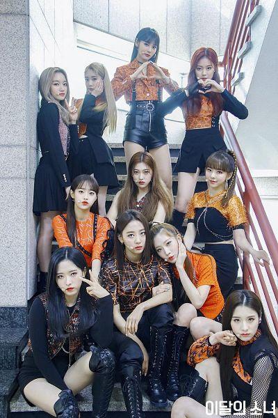 Tags: K-Pop, LOOΠΔ, Go Won, Kim Lip, Jeon Heejin, Chuu, Vivi (LOOΠΔ), Yves, Im Yeojin, Choerry, Kim Hyunjin, Olivia Hye