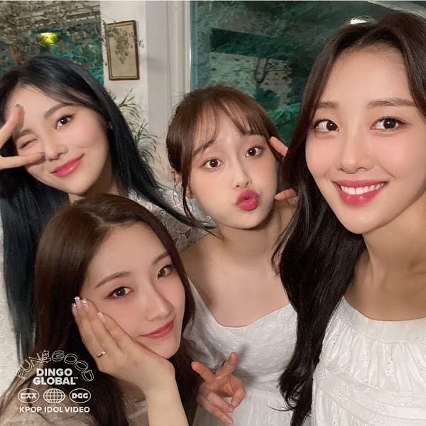 Tags: K-Pop, LOOΠΔ, Yves, Jung Jinsoul, Jo Haseul, Chuu