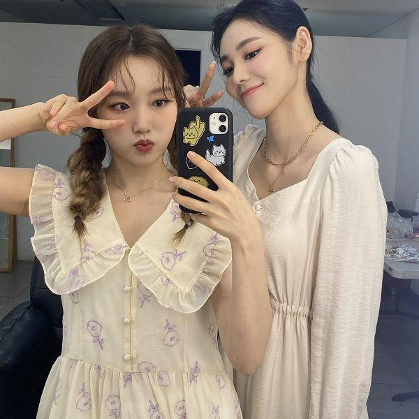 Tags: K-Pop, LOOΠΔ, Go Won, Jung Jinsoul